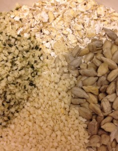 Oat and Seed Blend
